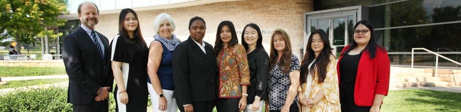 LLM Staff Group Photo 2018