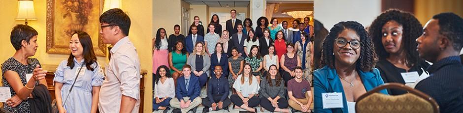 Minority Mentorship Program Header Banner