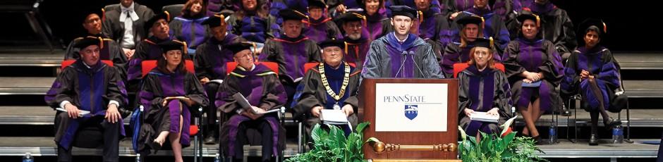 Alumni banner header graduation LLM student speaker 2015