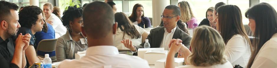 Faculty Header Explore Law Banner - Victor Romero