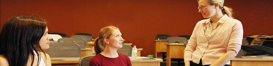 Faculty Header Caroline Sheldon Explore Law Banner