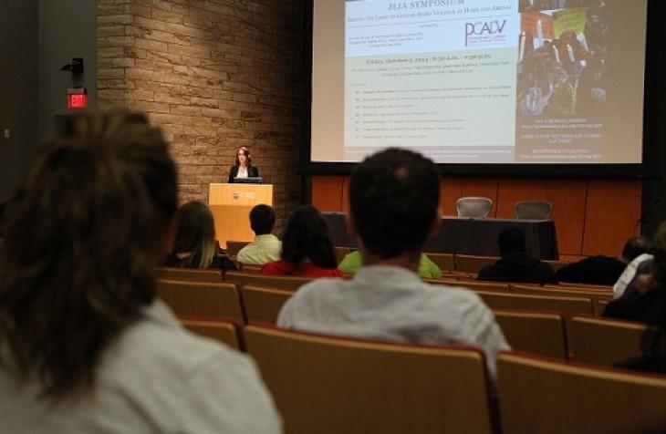 Breanna Atwood JLIA Symposium