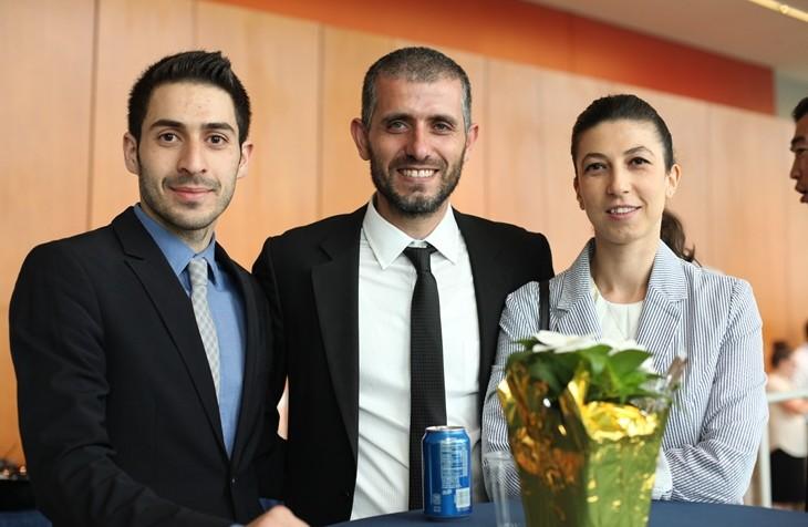 Graduate Hayati Irkicatal