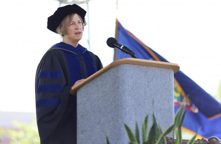 Vice Provost Kathleen Bieschke