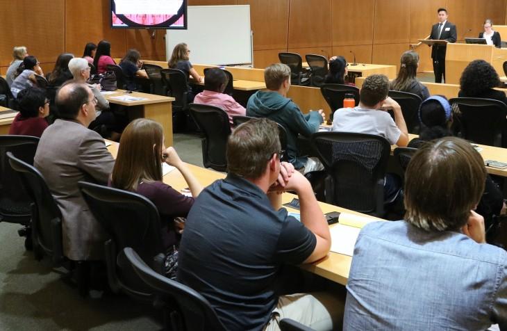 Asylum 101 Presentation | Penn State Law