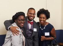Minority Mentor Program participants