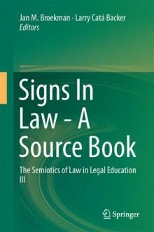 Signs in Law by Larry Backer