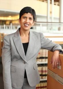 Professor Shoba Sivaprasad Wadhia
