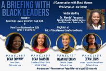 BLSA Panel Event