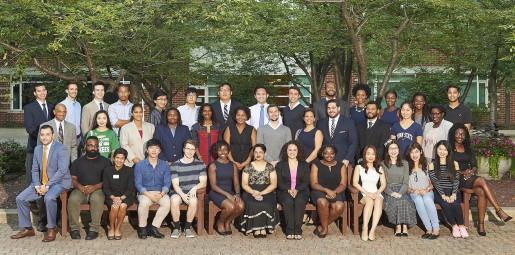 Minority Mentor Program mentees