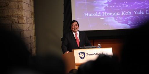 Harold Hongju Koh | Penn State Law