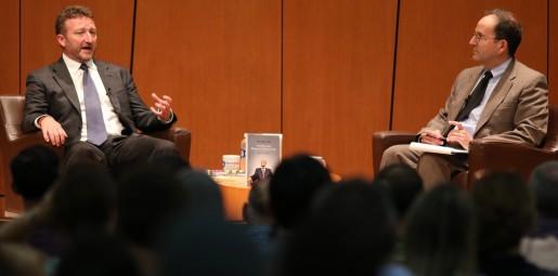 Steven Lee Myers speaks with SIA Director Scott Gartner