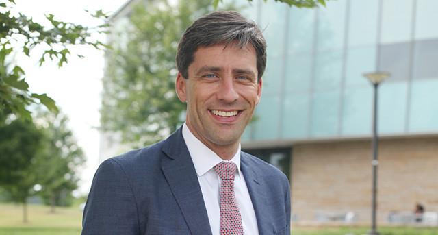 Assistant Professor Mark Storslee