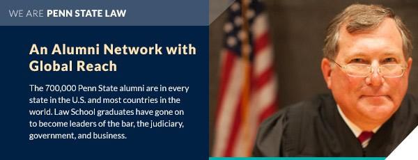 An Alumni Network with Global Reach
