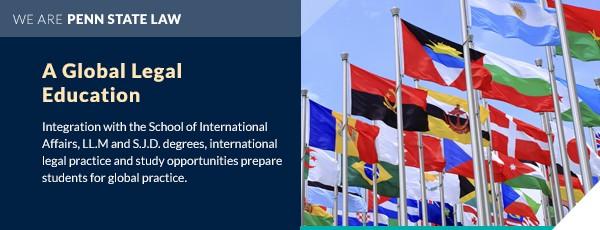 A Global Legal Education