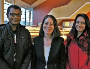 Kiran Manokaran, Dean Hari Osofsky, and Ekakshra Mahajan