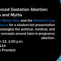 Advanced Gestation Abortion