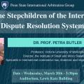 PSIAG - Dr. Butler talk