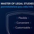 Master of Legal Studies Program