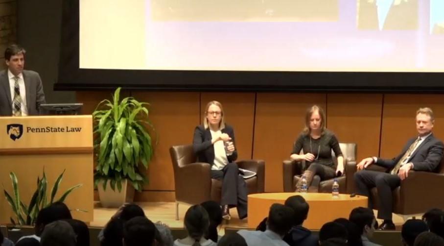 A Take on the Term with Sarah Harrington and Erin Murphy